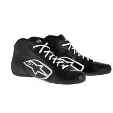 Alpina Kartshoes Black White