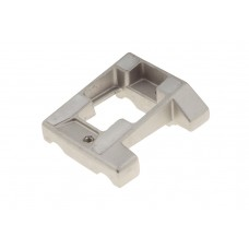 AL Engine Mount 92x30mm INCLINED