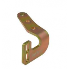 Left silencer cradle support's mitnection (Type G)