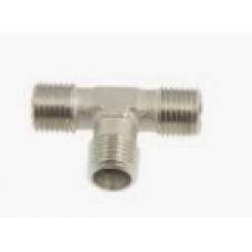 """Brake pipe's """"T type"""" mitnector"""