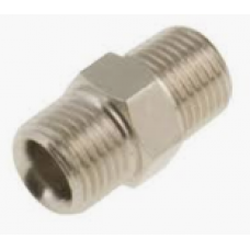 Brake pipe's straight mitnector