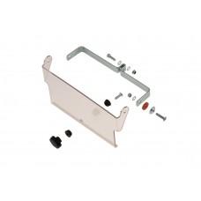 COMPLETE AIR BULKHEAD KIT FOR RADIATOR 400X200