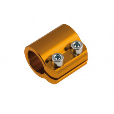 Cylindrical AL ring d 28 mm
