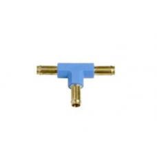 "Metal fuel pipe's ""T"" mitnector"