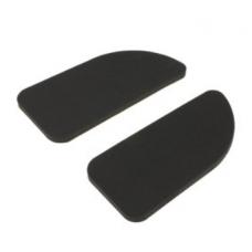 Seat's sticky foam rubber